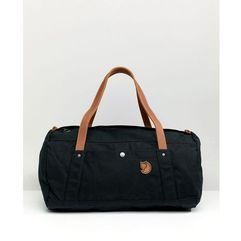 Fjallraven No.4 Duffel Bag - Black