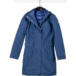 The North Face W SUZANNE TRICLIMATE CMH2 BLUE WING TEAL - Kurtka Damska Zimowa 2 w 1 (0191932437504)