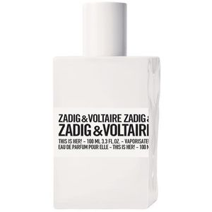 Zadig & Voltaire This is Her Woman 100ml EdP