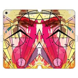 Apple iPad mini (2019) - etui na tablet Wallet Book Fantastic - abstract, ETAP891WBFCFB090000