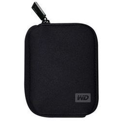 Wd my passport carrying case - black