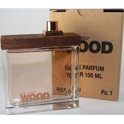she wood, woda perfumowana - tester, 100ml marki Dsquared2